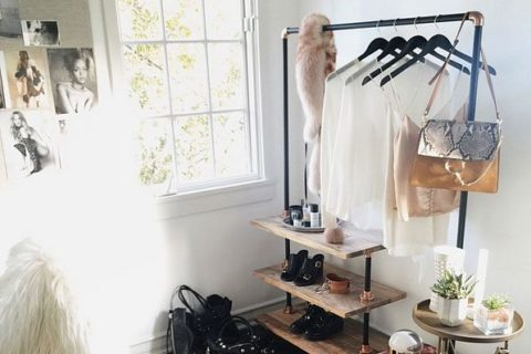 how to organize your closet like a blogger rumineely