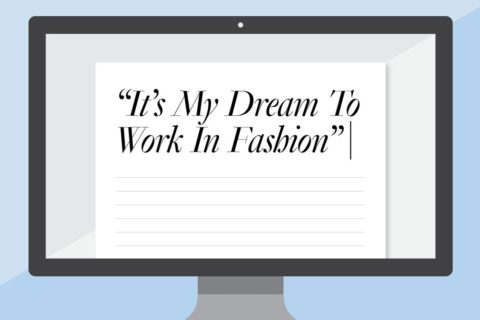how to get hired at a fashion magazine