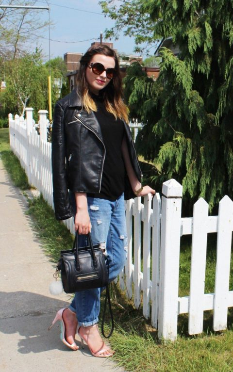 how to style bags mikayla kuehn
