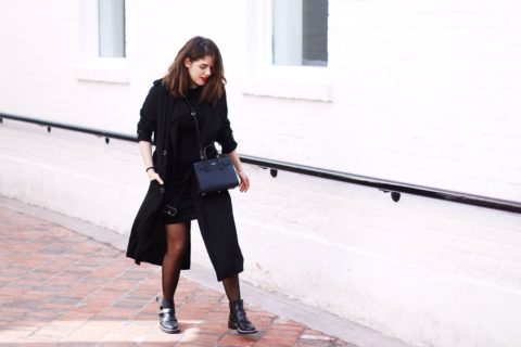 how to style bags neguine boustantchi