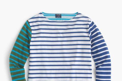 best striped tops