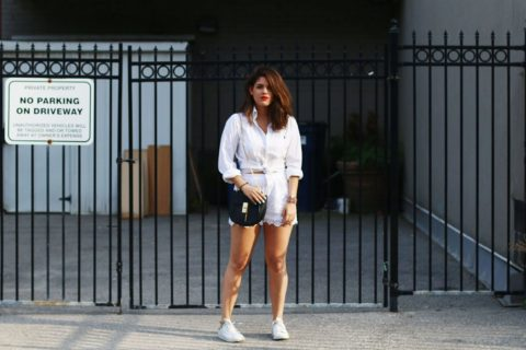 how to wear the all white trend neguine boustantchi