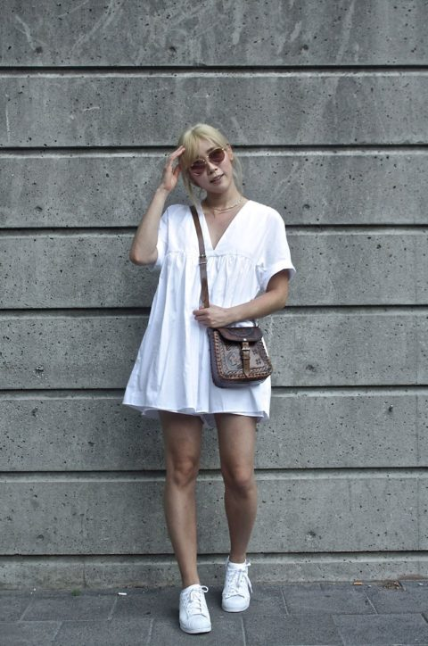 how to wear the all white trend teresa yoo