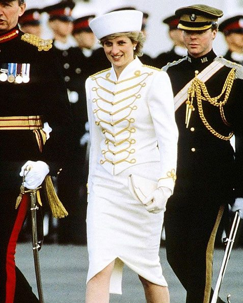 Best of Princess Diana Style
