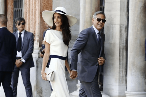 Amal Clooney Best Style Moments