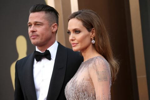 Brad and Angelina Best Style Moments