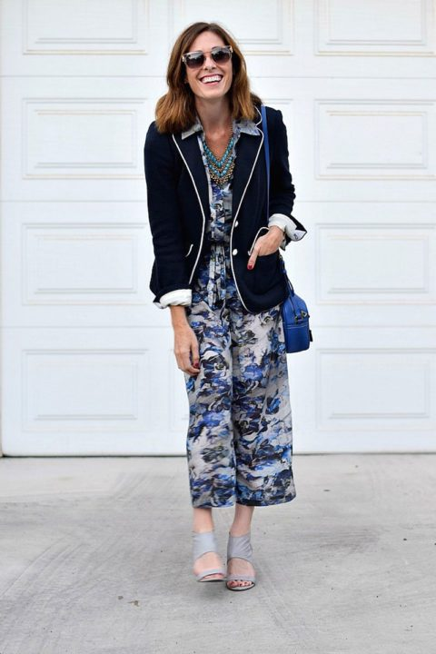 how to transition summer clothes into fall conni