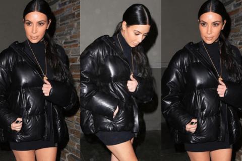 Kim Kardashian West Coat Trend