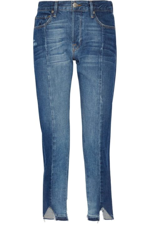The Best Fall Denim Collaborations