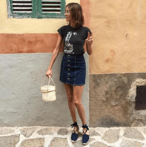 Style Lessons from Alexa Chung