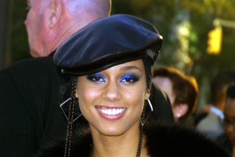 Alicia Keys Beauty Evolution