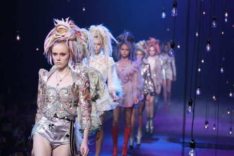 fashion week live streaming