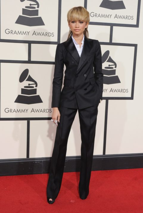11 Female Celebs Who Rocked Tuxedos on the Red Carpet