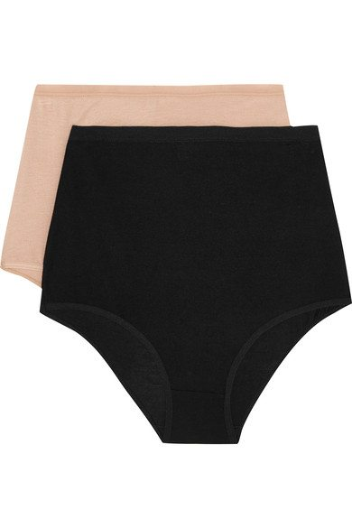 Are granny panties making a comeback?