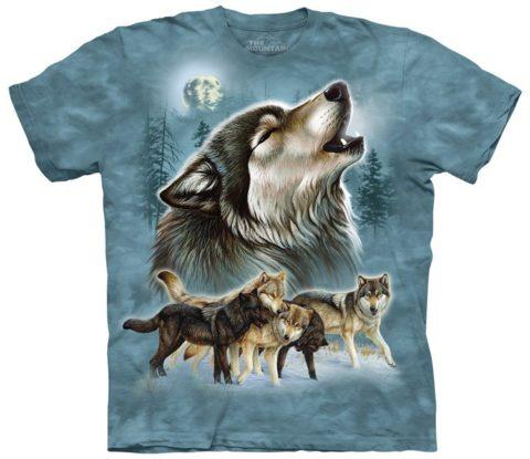 Get the look: Balmain Wolf T-Shirt