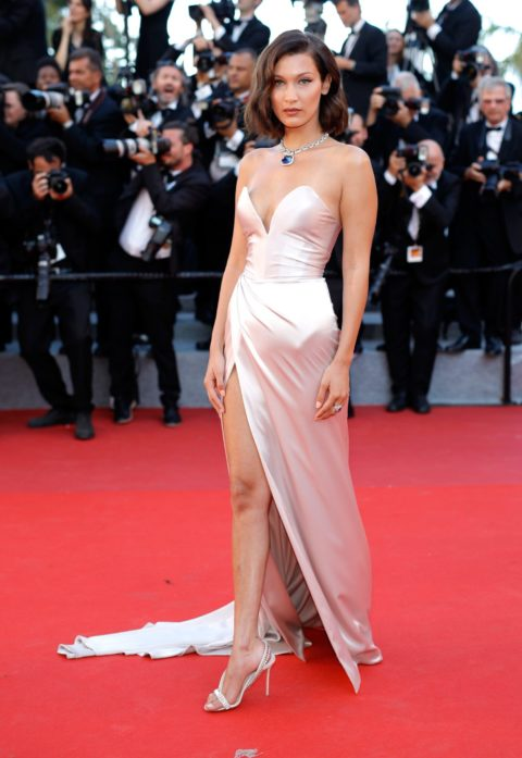 Cannes 2017: The best-dressed celebrities on the red carpet