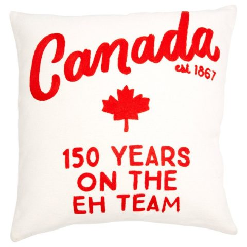 Celebrating Canada's 150th in Style