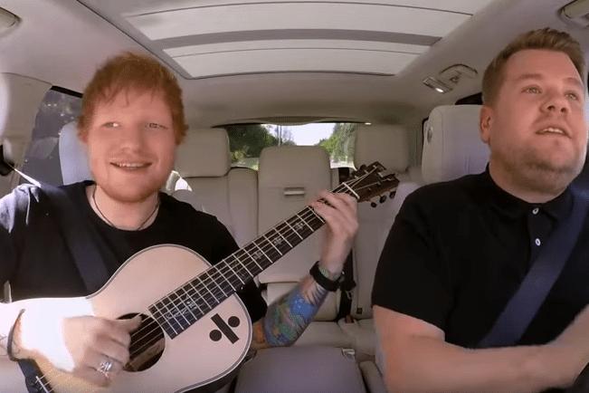 Ed Sheeran Brings Acoustic Guitar Along In - One News Page