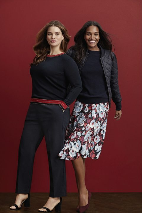 Joe Fresh Launches Extended Sizing