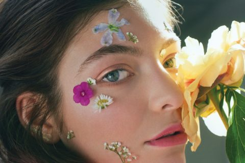 Fashion Magazine September 2017 cover Lorde