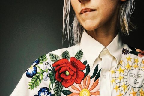Embroidery trend