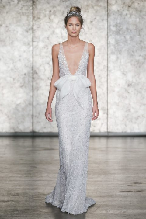 The 8 Biggest Bridal Fashion Trends for 2018