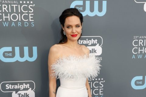 Critics' Choice Awards White Dresses