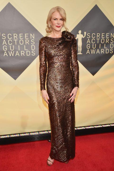 SAG Awards Red Carpet Fashion