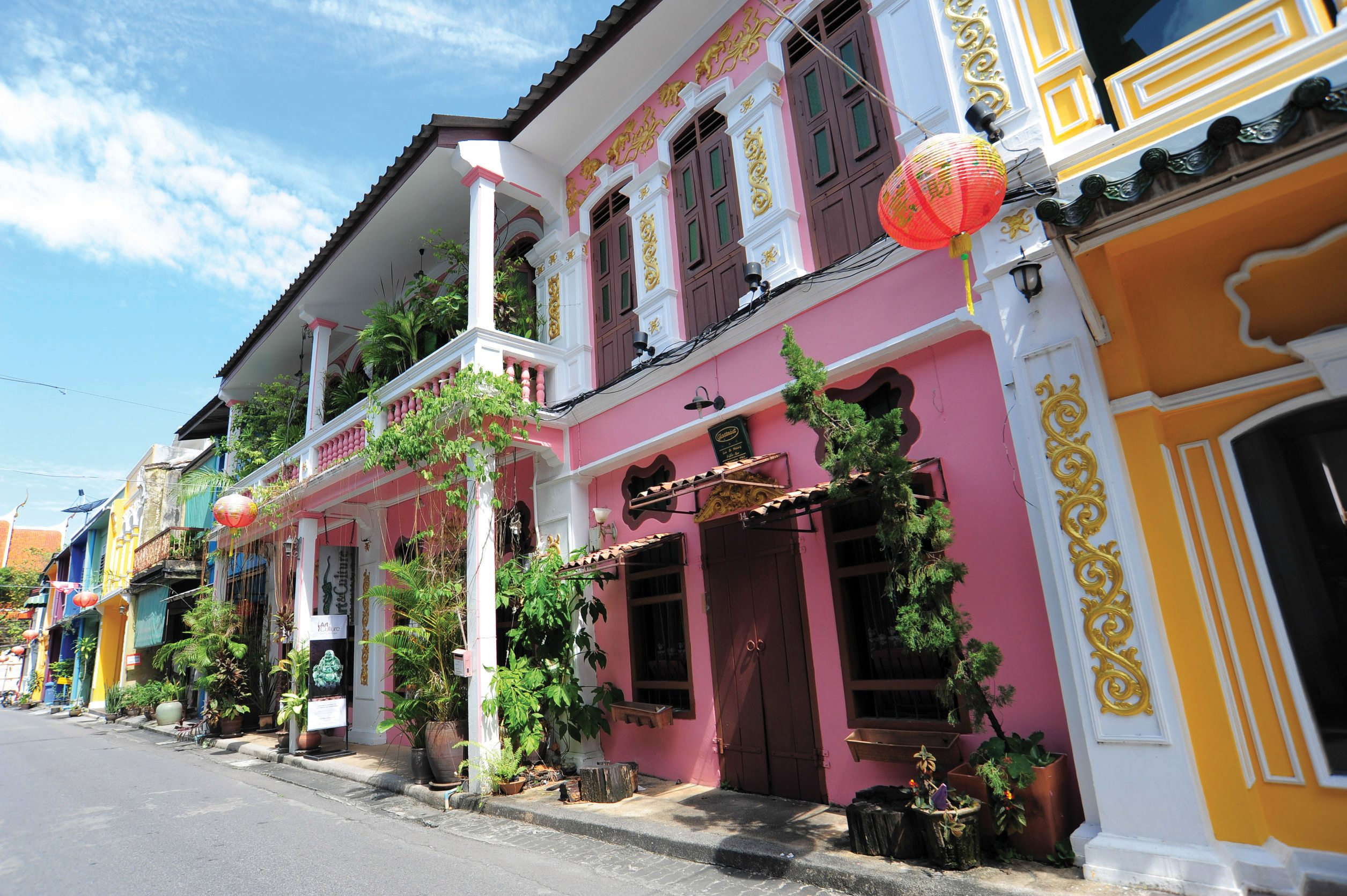 Old Phuket Town Is Home to the City's Most Instagram-worthy Streets (and Food) - FASHION Magazine