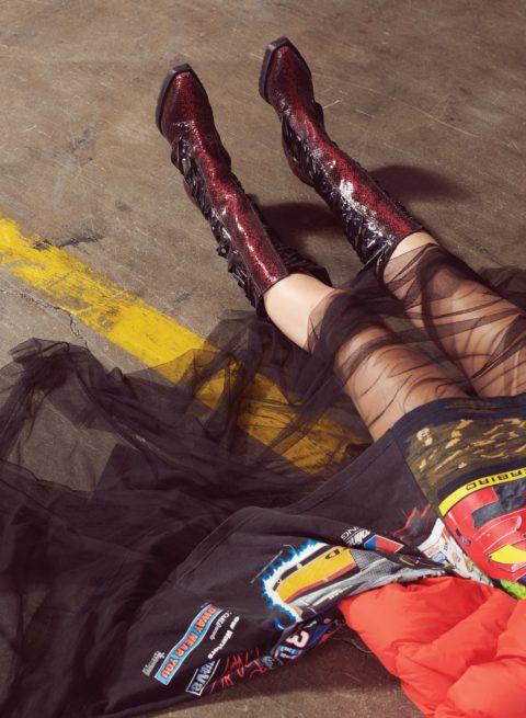 High-Fashion Sustainable Clothing