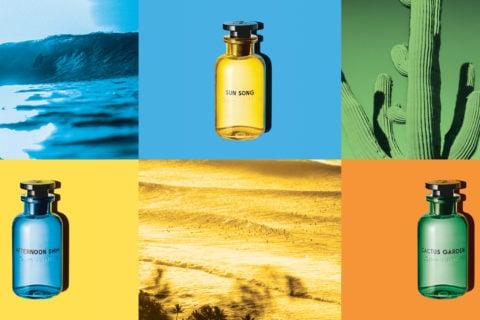 New Louis Vuitton Perfume: Afternoon Swim