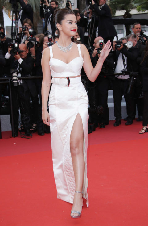 Cannes Film Festival 2019: Stars Dressed in Pink on the Red Carpet