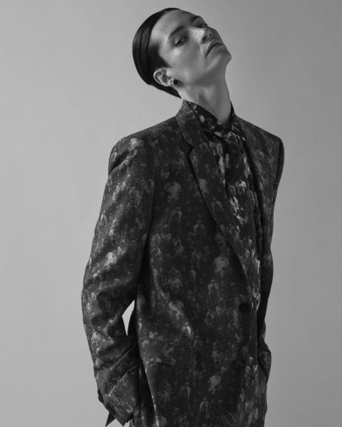 krow transgender model