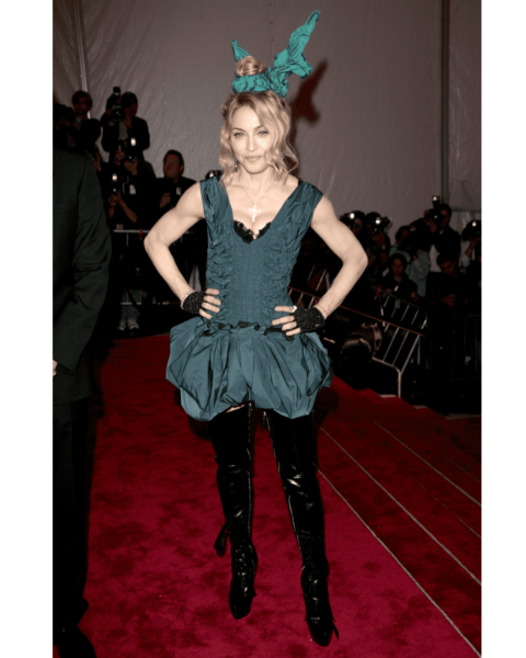 Madonna's stijl's style