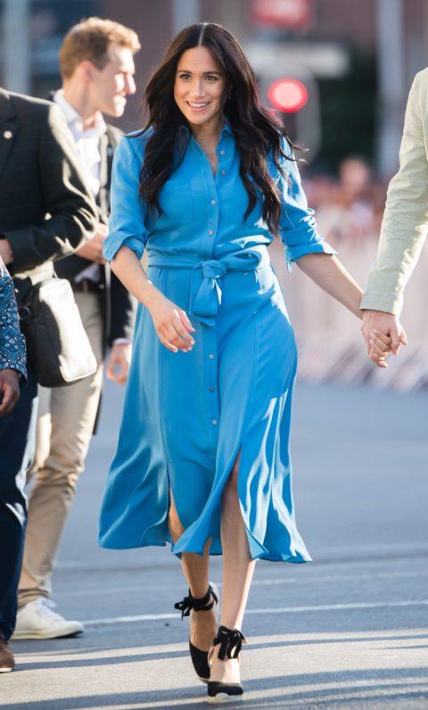 meghan markle royal tour wardrobe