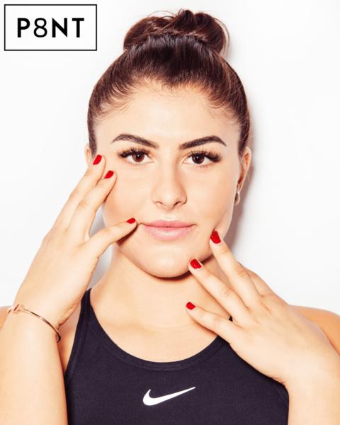 bianca andreescu makeup