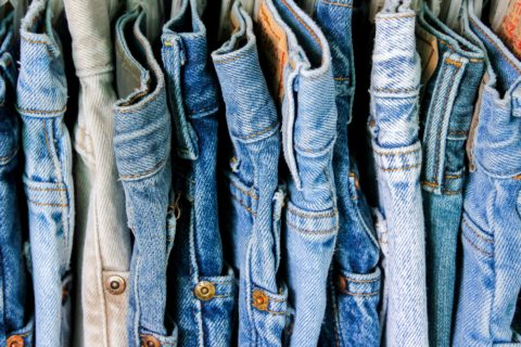 how often should you wash your jeans