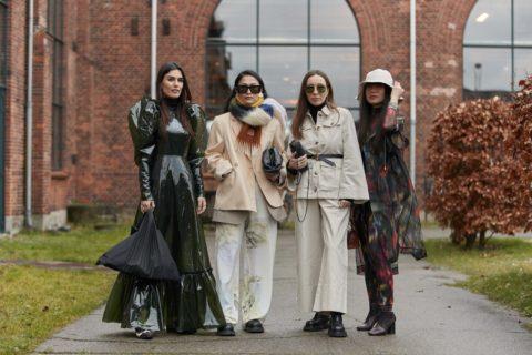 fashion week f/w20