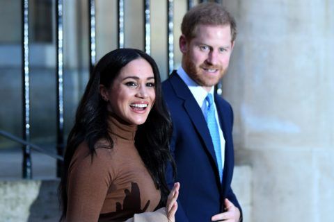 prince harry and meghan markle canada