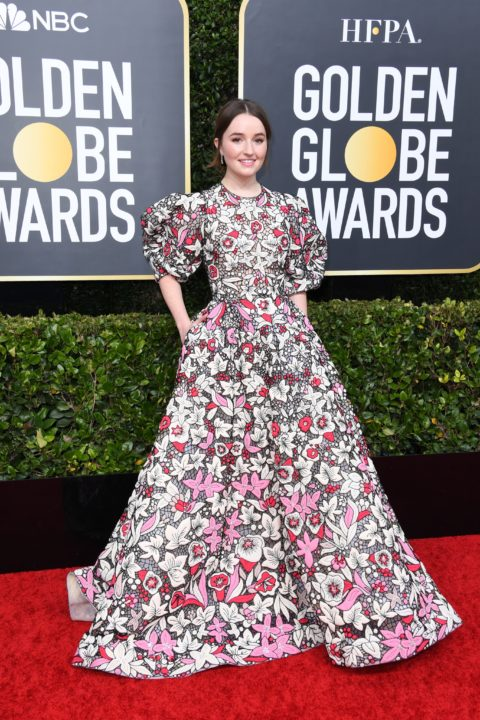 golden globes 2020 red carpet