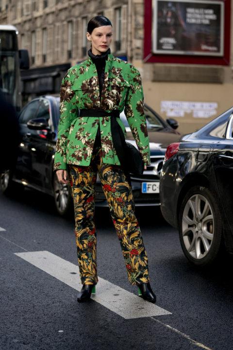 pfw street style