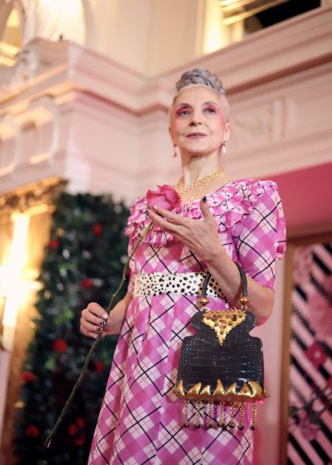 london fashion week moments