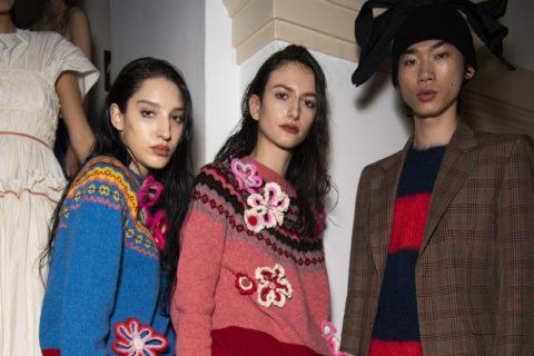 london fashion week digital