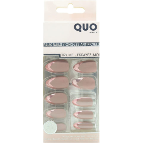 Quo press-on nails