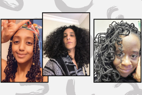 afro-textured hair care