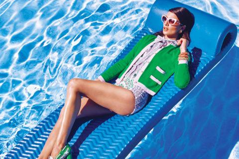 retro-inspired swimsuits