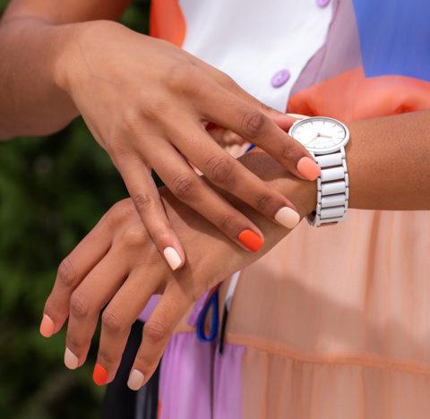 Rebecca Minkoff press-on nails