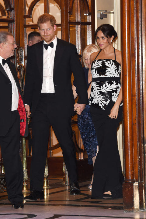 harry meghan matching outfits