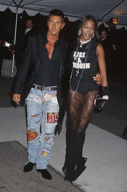 naomi campbell best looks