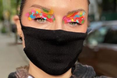 eye makeup face masks